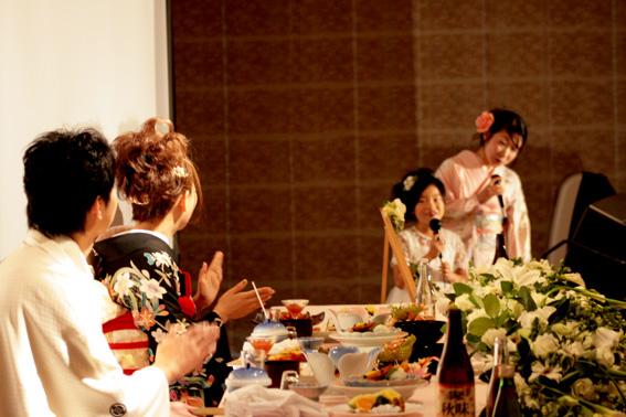 結婚式 191