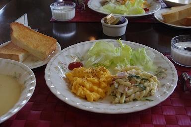 朝食8.29