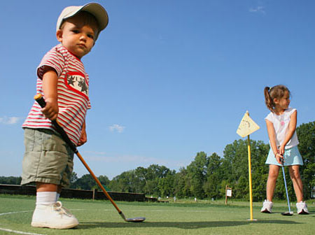 childre golf