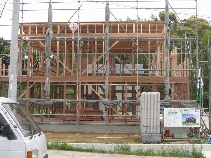 D様邸新築工事
