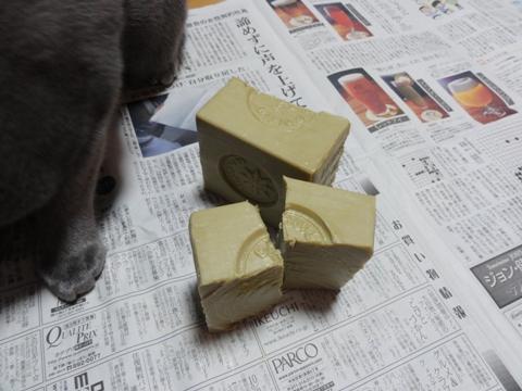 オリーヴ石鹸06(2011.06.01)