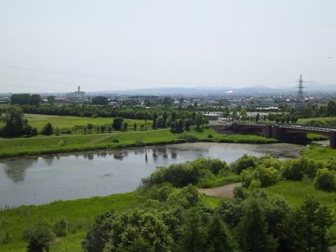 モエレ沼一望(2011.08.03)