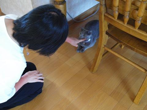 ニコライくんとまろんさん(2011.08.03)