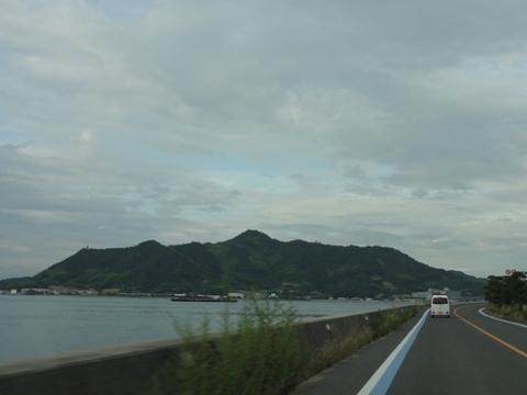 生口島の海(2011.08.05)