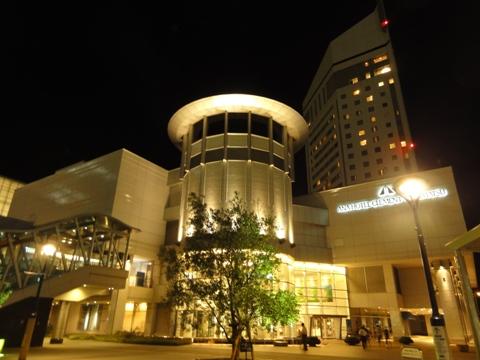 ANAホテルクレメンツ高松(2011.08.05)