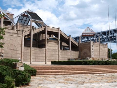 瀬戸大橋記念館(2011.08.06)