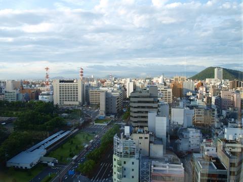 ホテルからの景色01(2011.08.06)