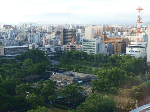 ホテルからの景色02(2011.08.06)