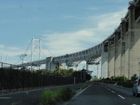 瀬戸大橋へ02(2011.08.06)