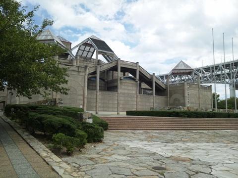 瀬戸大橋博物館(2011.08.06)
