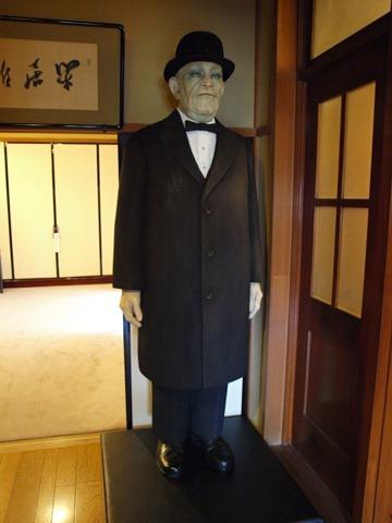 人形館のおじさん(2011.08.06)