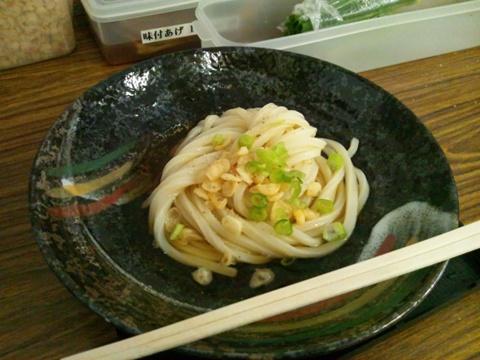 讃岐うどん(2011.08.06)