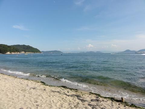 プライベートビーチ03(2011.08.07)