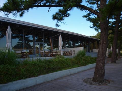 テラスレストラン(2011.08.07)