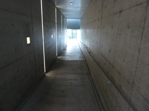 ベネッセハウスの内部13(2011.08.07)