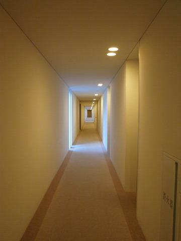 ベネッセハウスの内部01(2011.08.07)