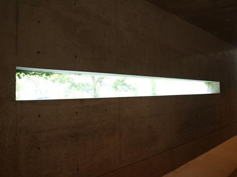 ベネッセハウスの内部11(2011.08.08)