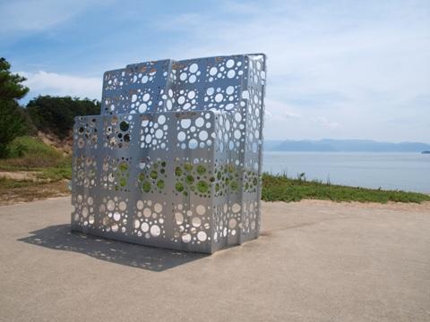 直島アート10(2011.08.08)