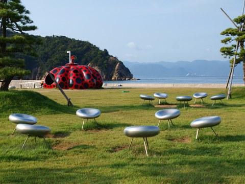 直島アート03(2011.08.09)