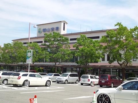 岡山空港02(2011.08.09)
