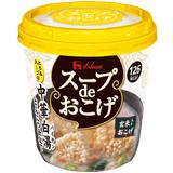 スープdeおこげ<中華白湯 とんこつ仕立て