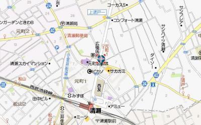 消費生活センター地図