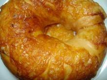 トマトバジル生地チェダーチーズ&ミックスチーズのダブルチーズ
