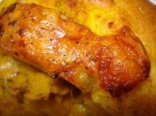 南瓜生地南瓜サラダ&ミックスチーズアップ