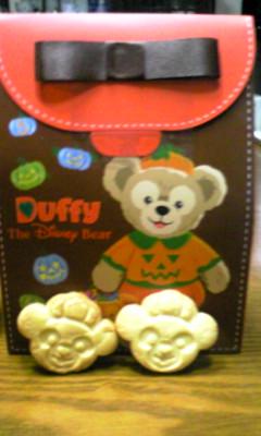 ダッフィー クッキー