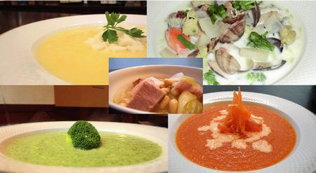 「秘伝のスープレシピ」元有名ホテルシェフの飲食コンサル千葉氏が門外不出の秘伝のスープレシピをついに公開