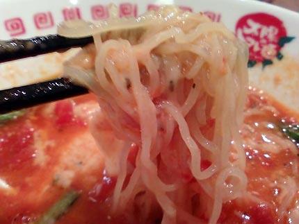 太陽のトマト麺 Next新宿ミロード