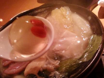 ホテルオークラ東京『チャイニーズテーブル・スターライト』