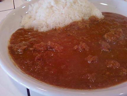 カレーハウス・チリチリ (Curry House TIRI TIRI )