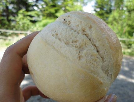 新穂高『アルプスのパン屋さん』 : (岐阜/新穂高)