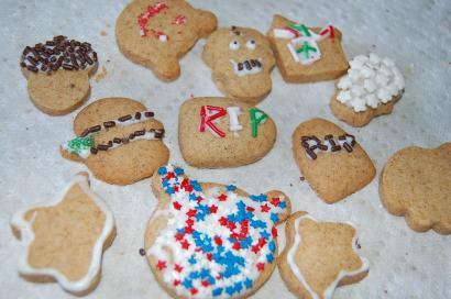 ルス、クッキーデコ