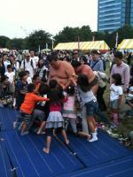 子供と相撲2