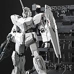 MG ユニコーンガンダム HDカラー+MS CAGE