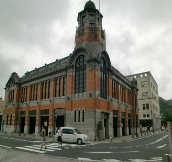 門司港 建物