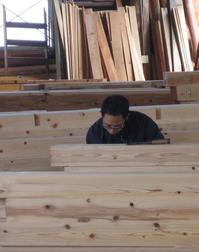 木材加工1
