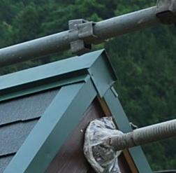 屋根 トップ