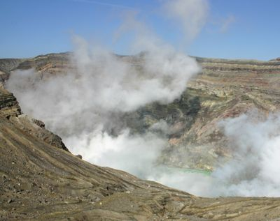 阿蘇噴火口
