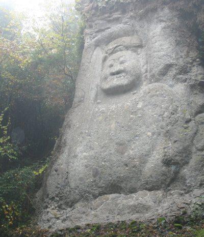 熊野磨崖仏さま