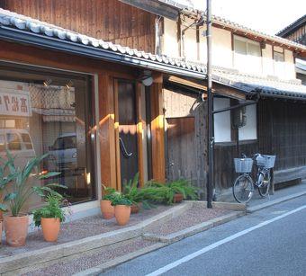 井口島 散歩