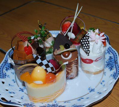 力 ケーキ