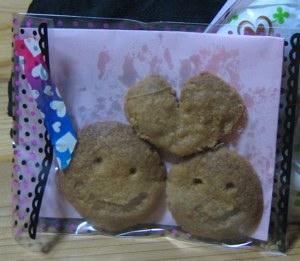 となりのこクッキー
