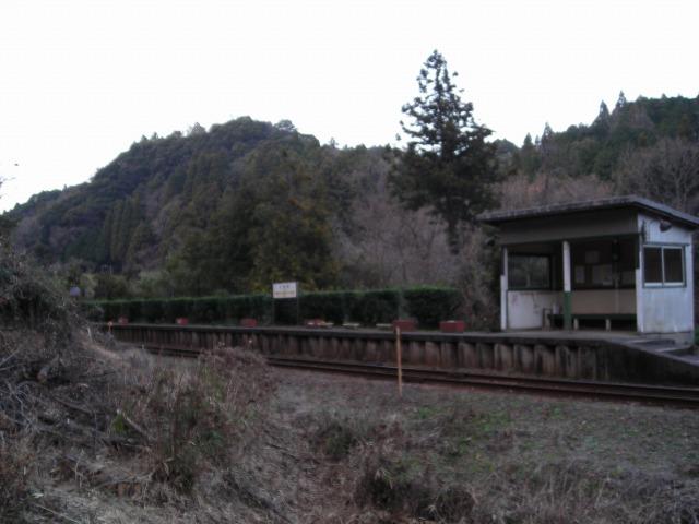 久我原駅(2008/12/29)