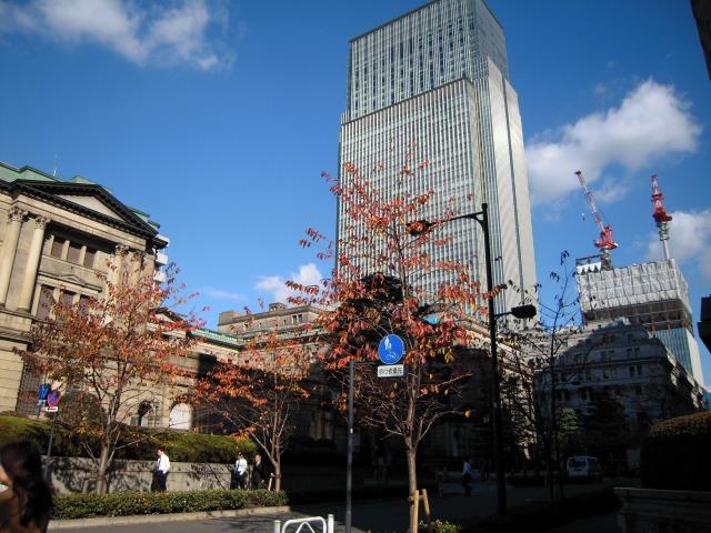 日本橋 三井タワー2009/12/04