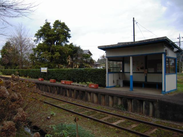 小谷松駅(2009/12/05)
