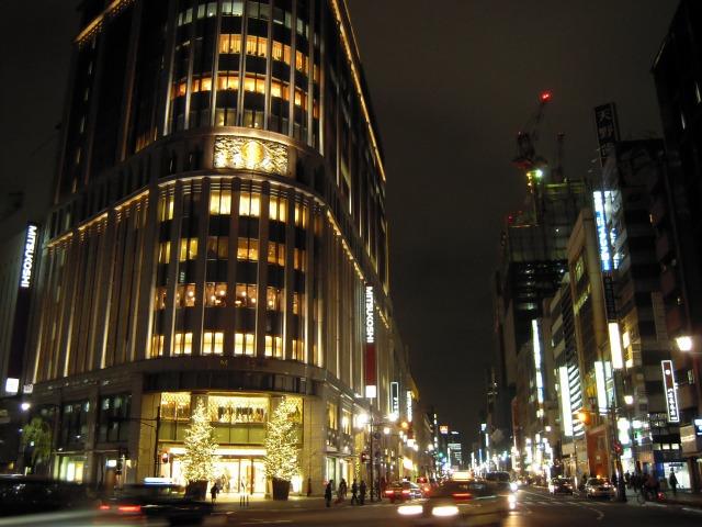 三越本店(2009.12.08) 2