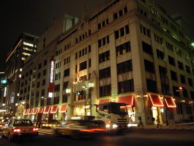 三越本店(2009.12.08)